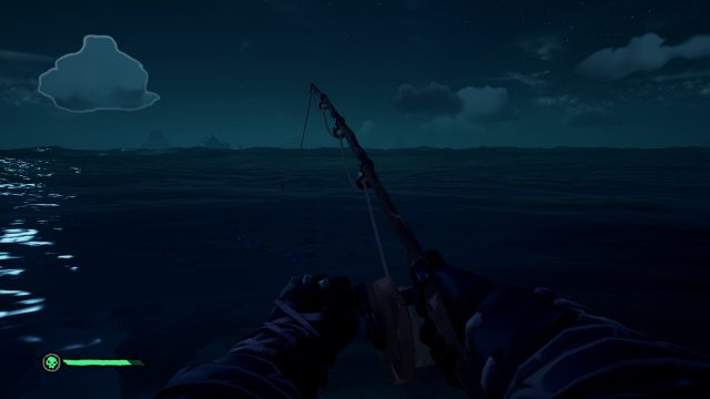 Sea of Thieves fishing - how to fish