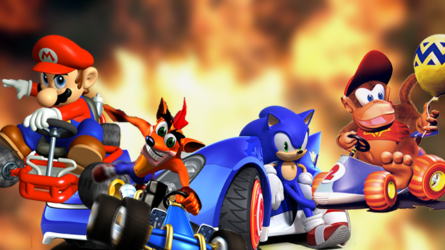 The Daily Vote Kart Racing