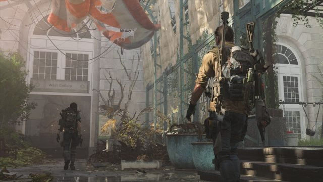 The Division 2 1.07 update