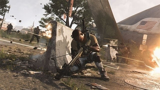 The Division 2 Downtime May 2