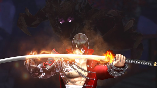 New Bloodstained character is voiced by David Hayter