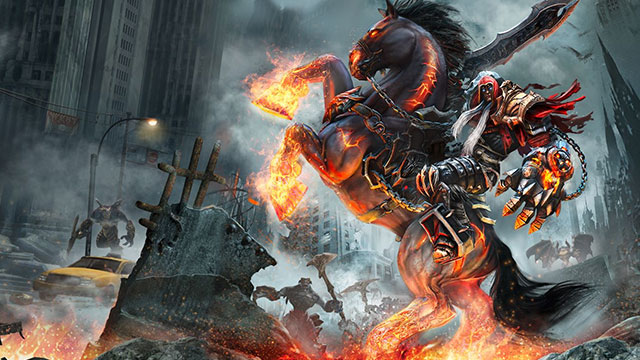 New Darksiders rumored to be revealed at E3