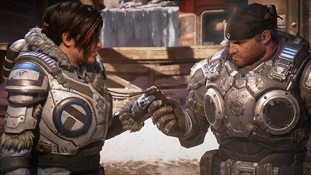 Gears 5 Steam version coming on launch day.