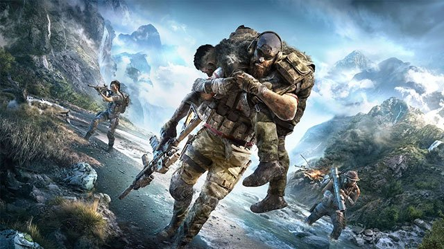 Ghost Recon Breakpoint Epic Games Store exclusive confirmed