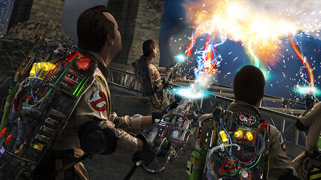 Ghostbusters the Video Game remake rated in Xbox One