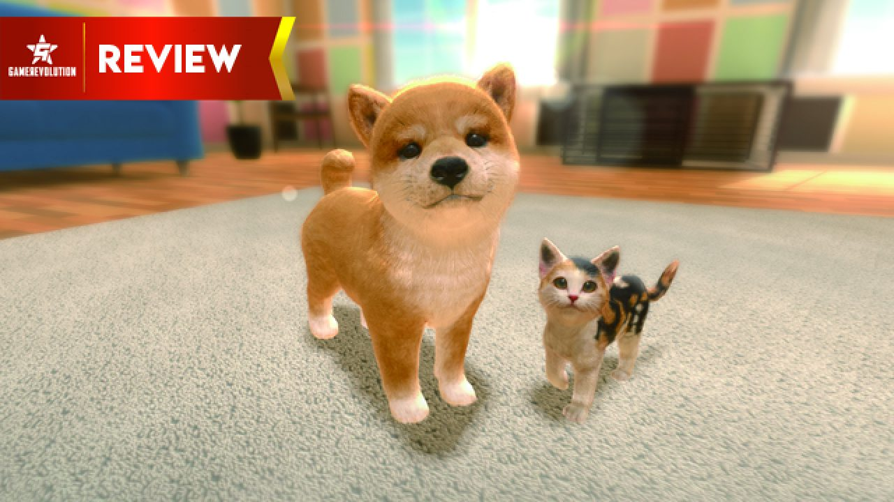 Little Friends Dogs And Cats Review A Ruff Nintendogs Clone Gamerevolution