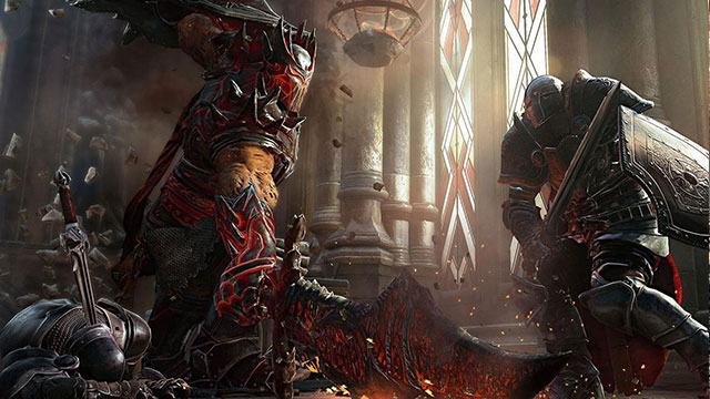 Lords of the Fallen 2 developer cut from game