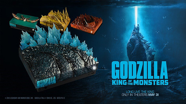 Microsoft Godzilla King of the Monsters contest