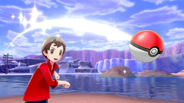 new nintendo direct pokemon sword and shield