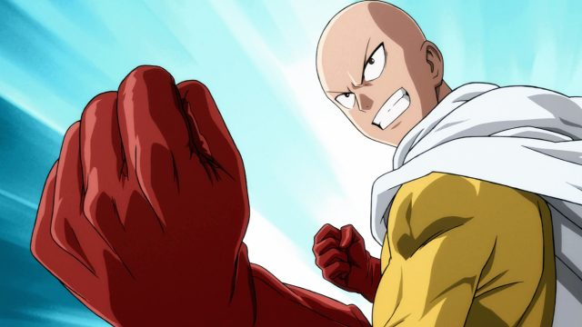 one punch man episode 18