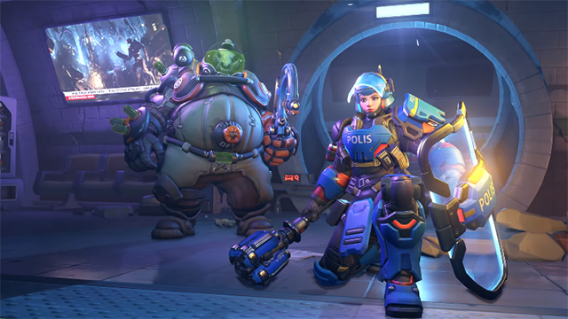 Overwatch 2.65 Update Patch Notes   Workshop, Anniversary event, and more