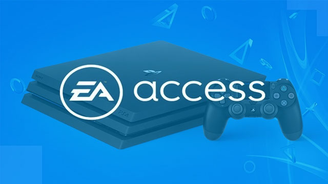 PS4 EA Access release date price