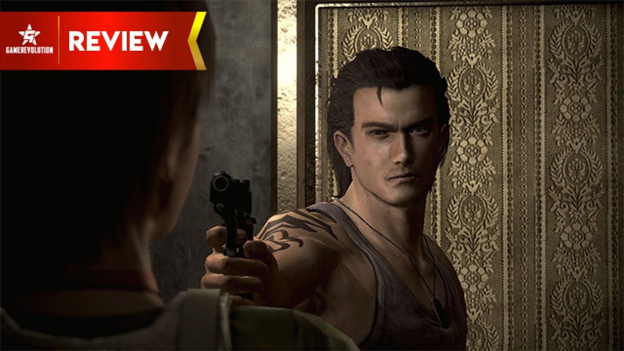 Resident Evil Origins Collection Switch Review Spooky For