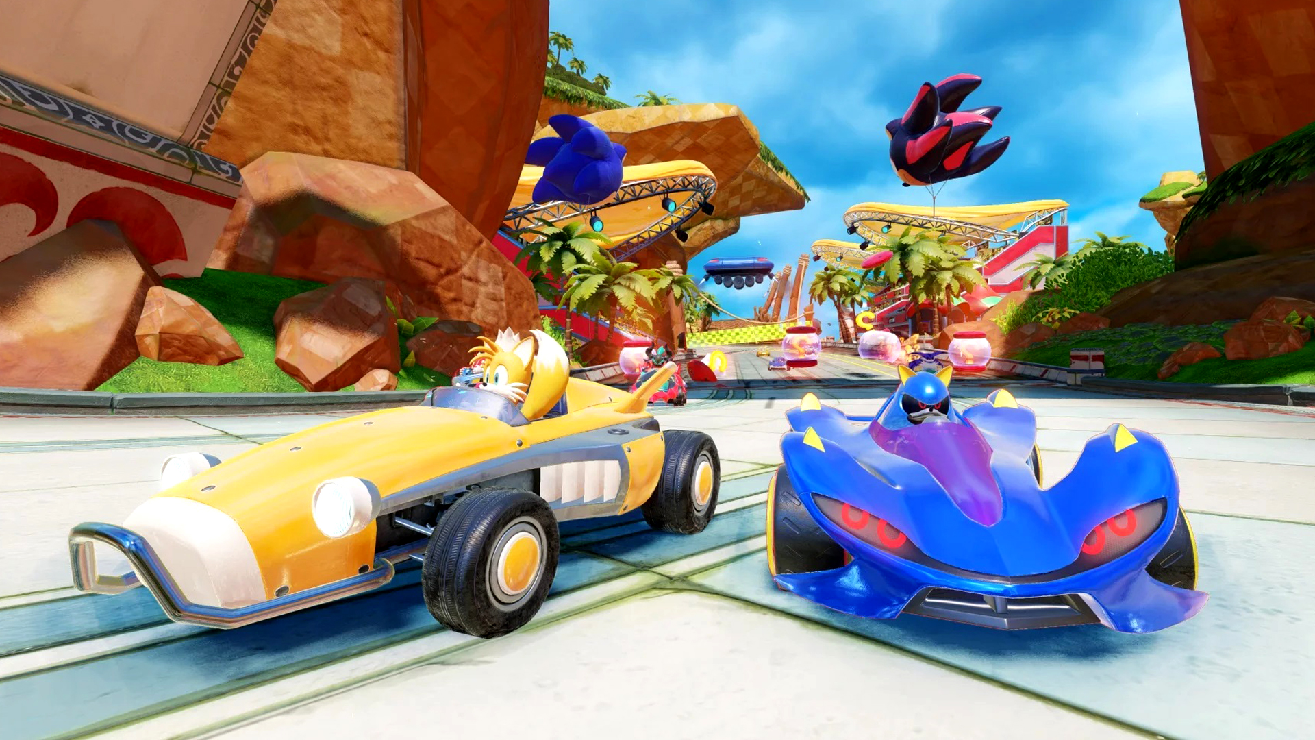 Team Sonic Racing microtransactions