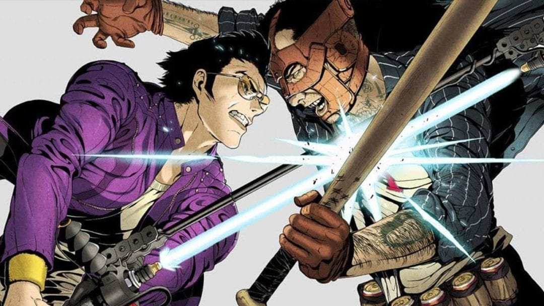 Travis Strikes Again PS4 and PC versions announced