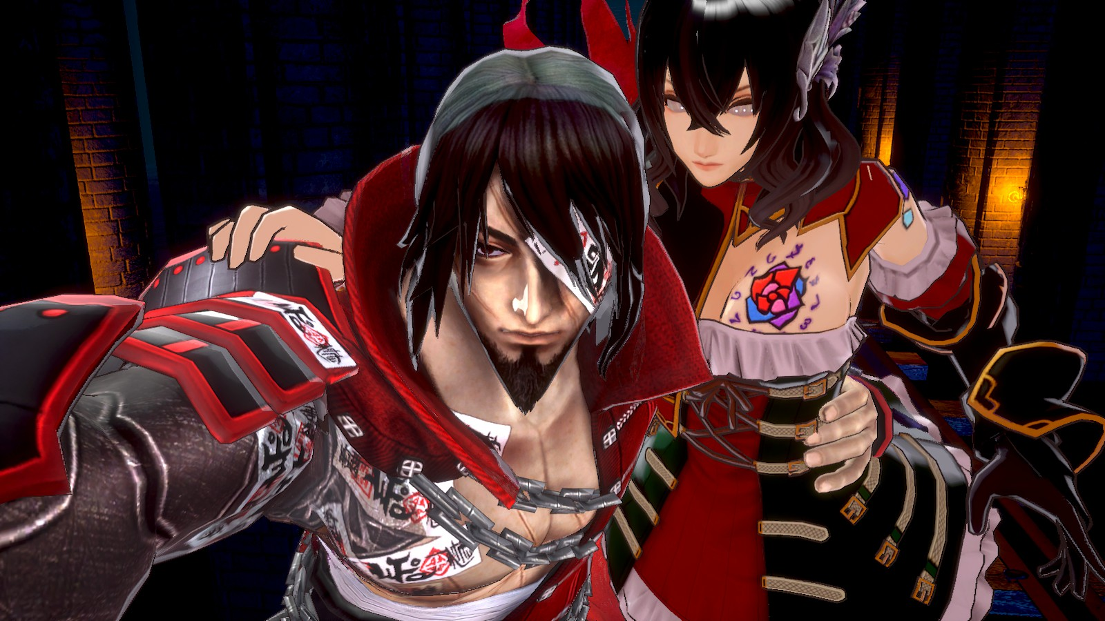 Bloodstained: Ritual of the Night coop