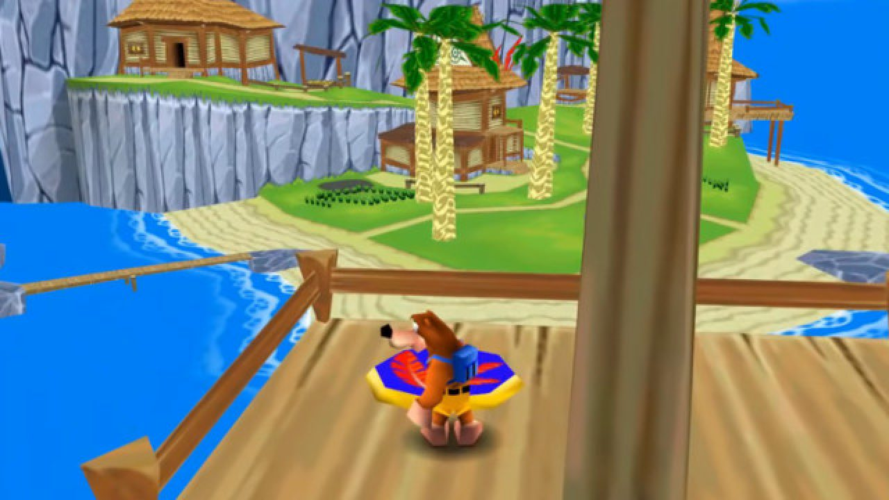 Banjo-Kazooie Wind Waker mod mashes up two classic N64 games