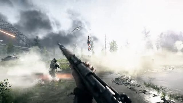 Battlefield 5 Can't Spawn