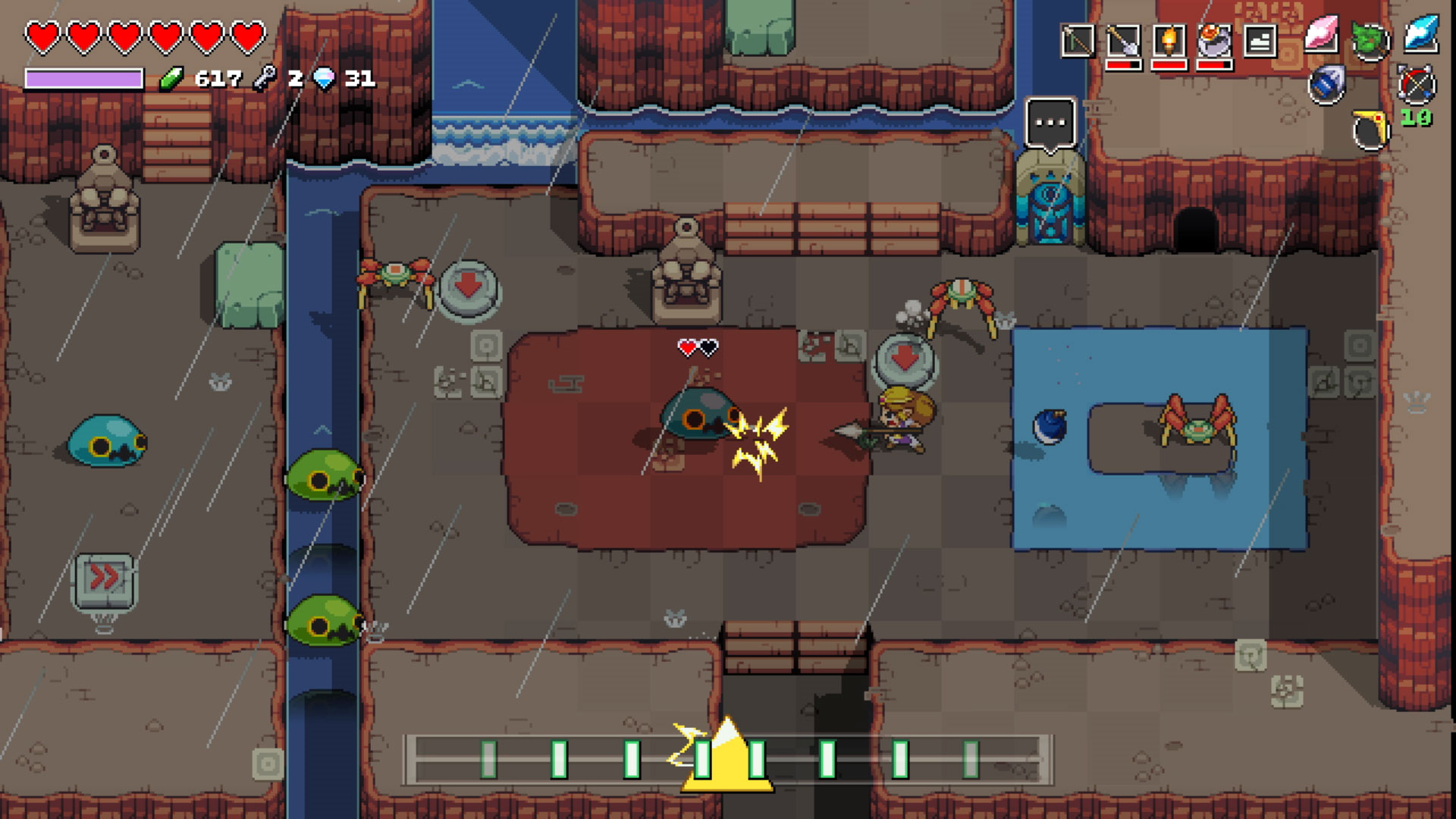 Cadence of Hyrule Co-Op | Does it have multiplayer