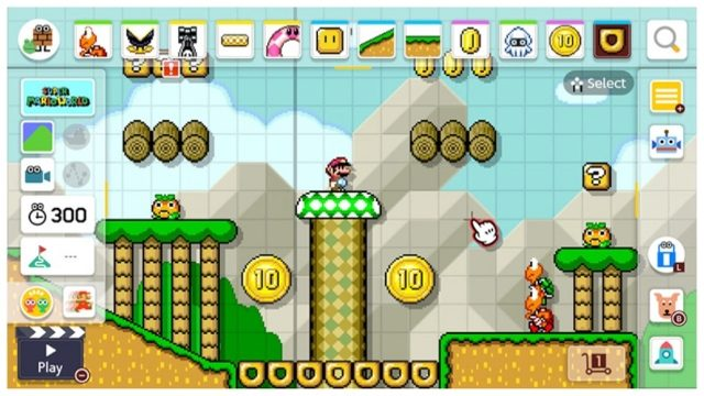 Can You Carry Levels Over into Super Mario Maker 2