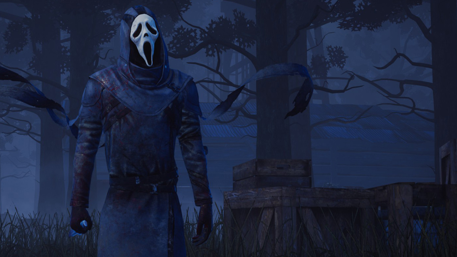 Dead By Daylight Patch Notes | Update 3 0 0 Ghost Face Added