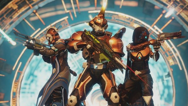Destiny 2 Year 2 Solstice of Heroes