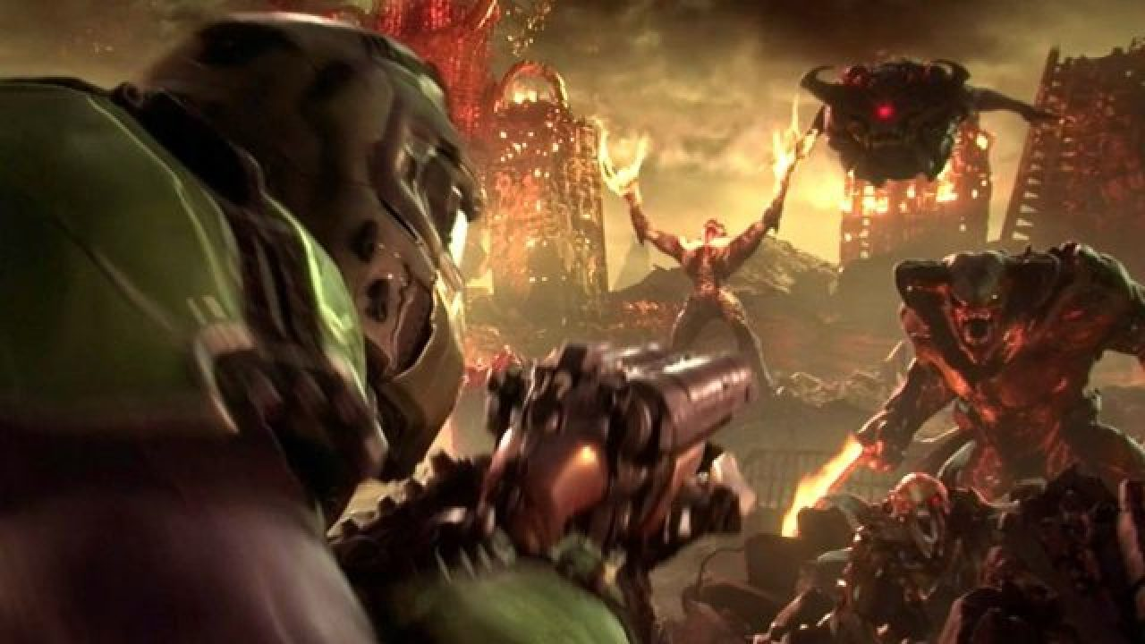 Will Doom Eternal Have Multiplayer Gamerevolution