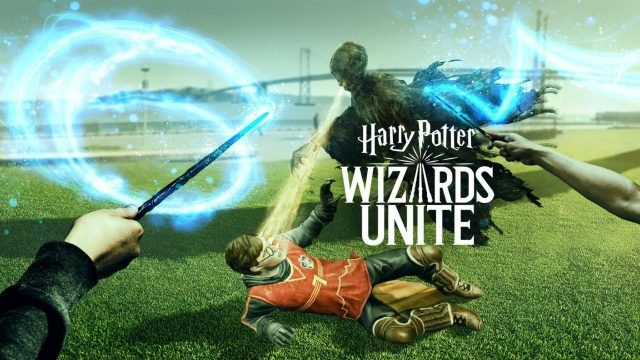 Harry Potter Wizards Unite Battery Saver