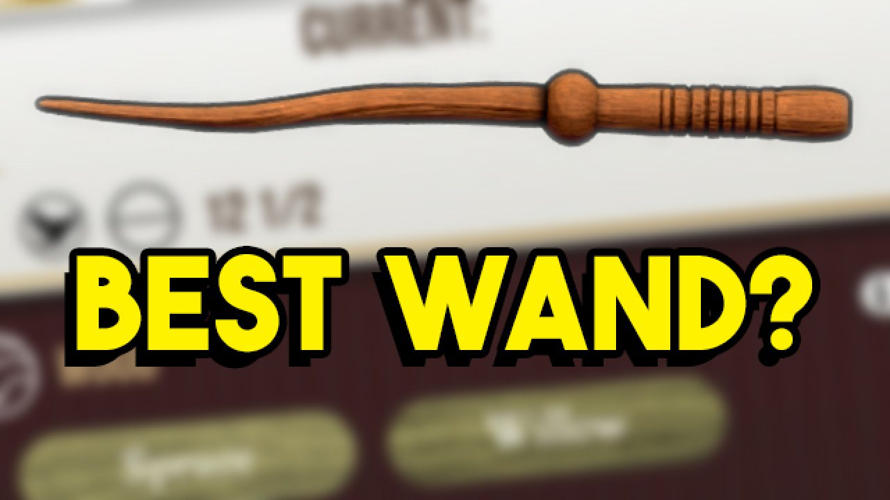 Maple Wand 11 in