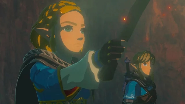Is Zelda playable in the Breath of the Wild Sequel