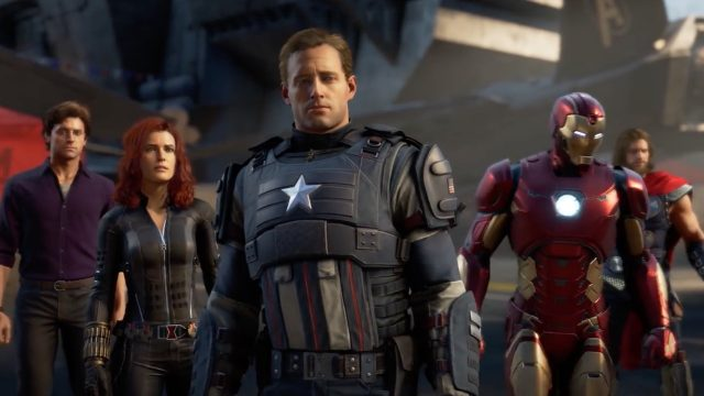 Marvel's Avengers Multiplayer