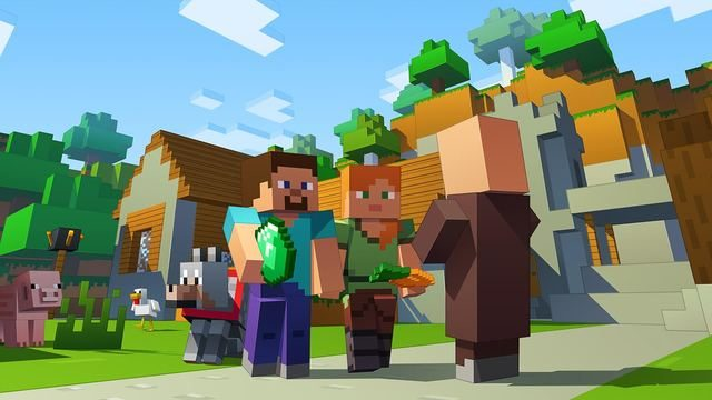Minecraft Dye Leather, Video Game Movies