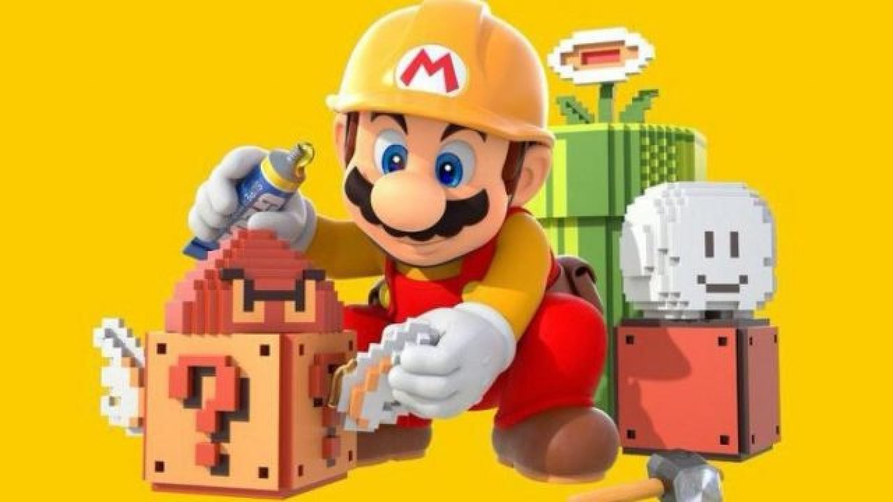 Are there mystery costumes in Super Mario Maker 2? - GameRevolution