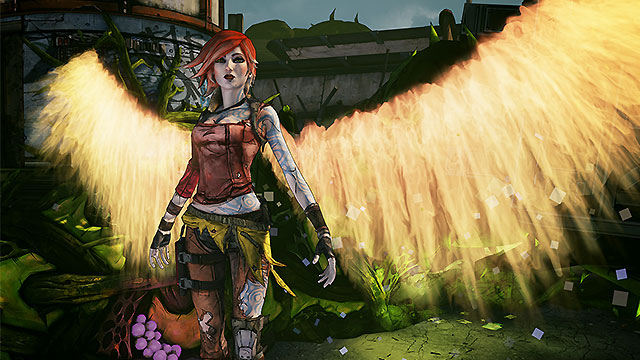 Borderlands 2 Commander Lilith and the Fight for Sanctuary DLC spotted on Steam