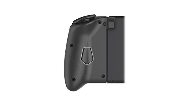 The Daemon X Machina Joy-Con features an extra button at the back