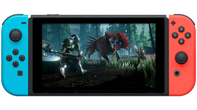 Dauntless switch port announced at the Nintendo E3 2019 Direct.