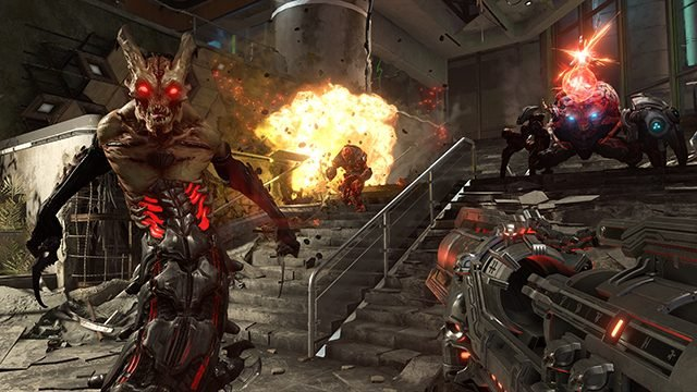 Doom Eternal system requirements minimum recommended