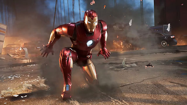 Crystal Dynamics' Marvel's Avengers is their biggest project yet