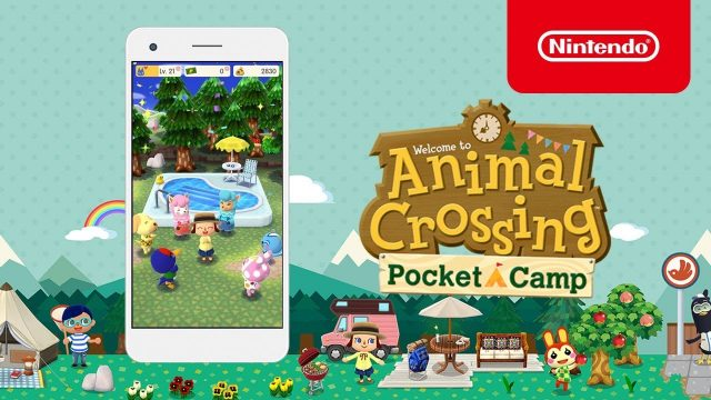 Animal Crossing Pocket Camp Error Code 802-2609