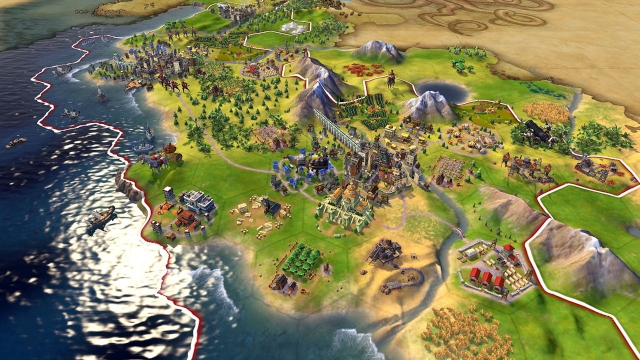 Civilization 6 expansions Switch release planned for 2019