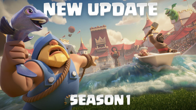 Clash Royale July Update