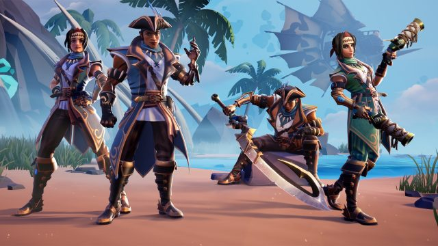 Dauntless patch notes update 1.1.5