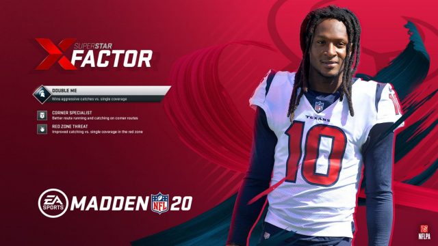 Madden 20 players
