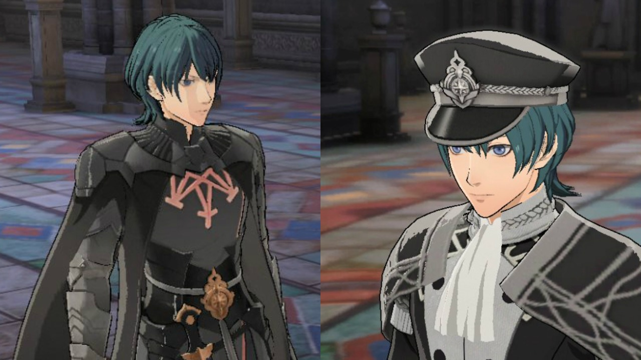 Fire Emblem Three Houses Change Outfits How To Change