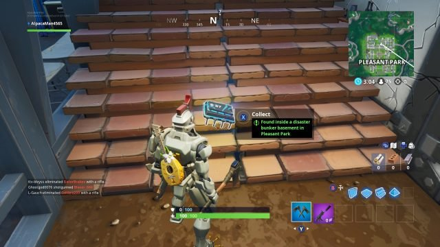 Fortbyte 37 Location