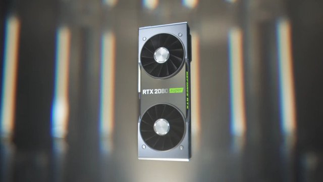 GeForce RTX Super cards release date