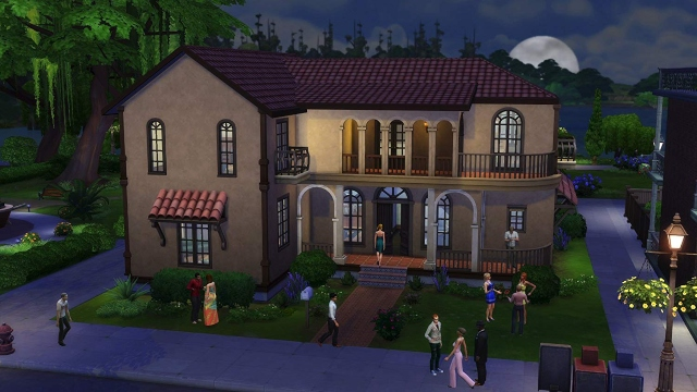 How to Move Houses in The Sims 4 The Sims 4 Moving Guide
