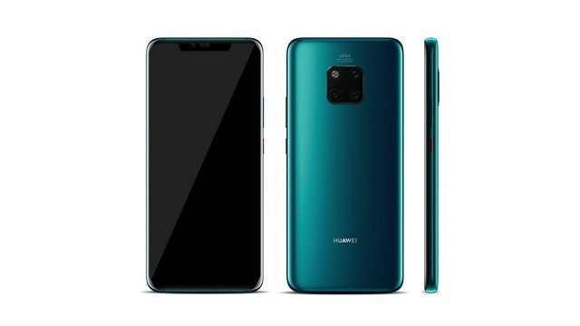 Huawei Mate 20 Pro Review Multi Angle