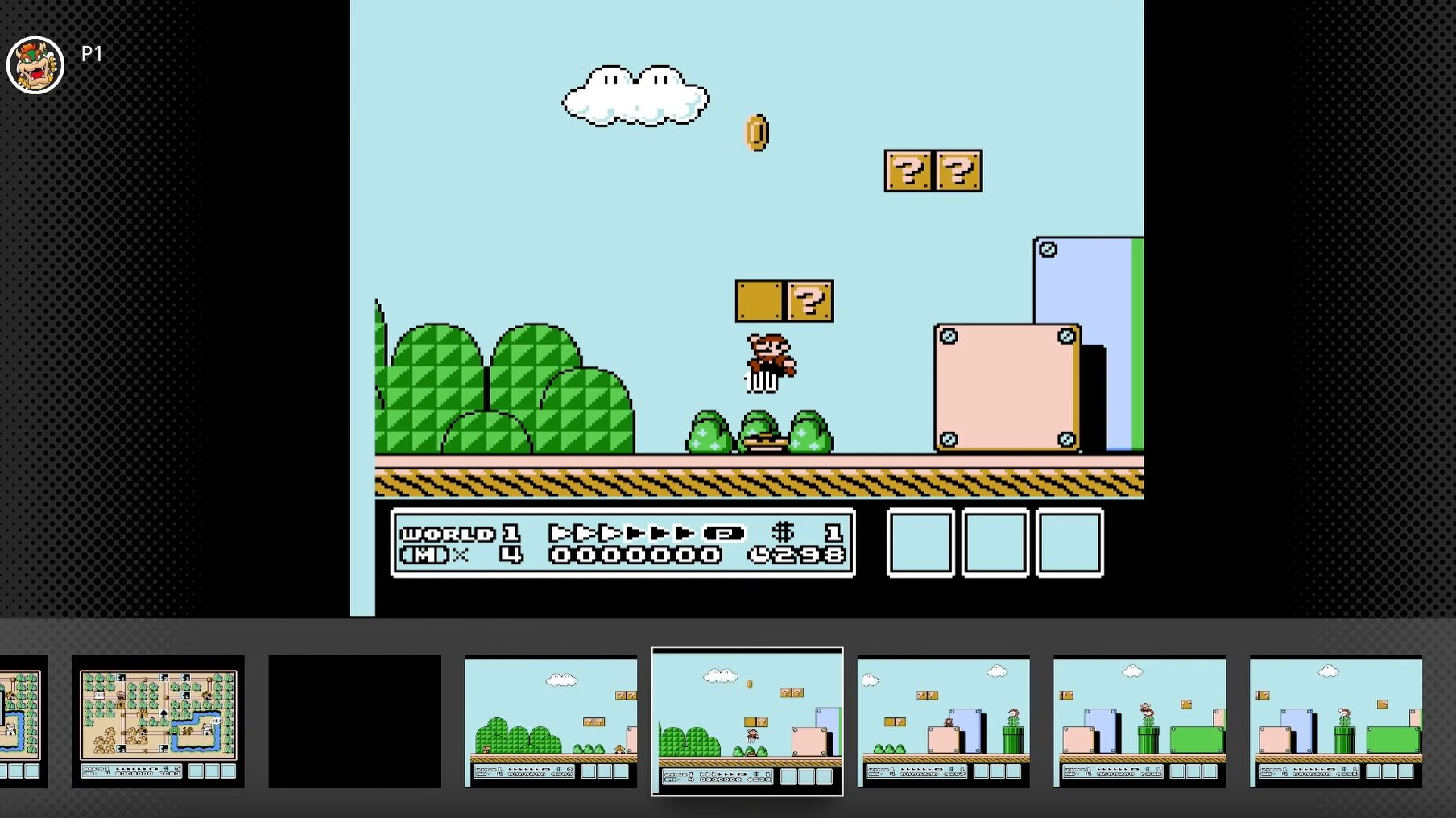 NES Online rewind update feature will create multiple rolling save states