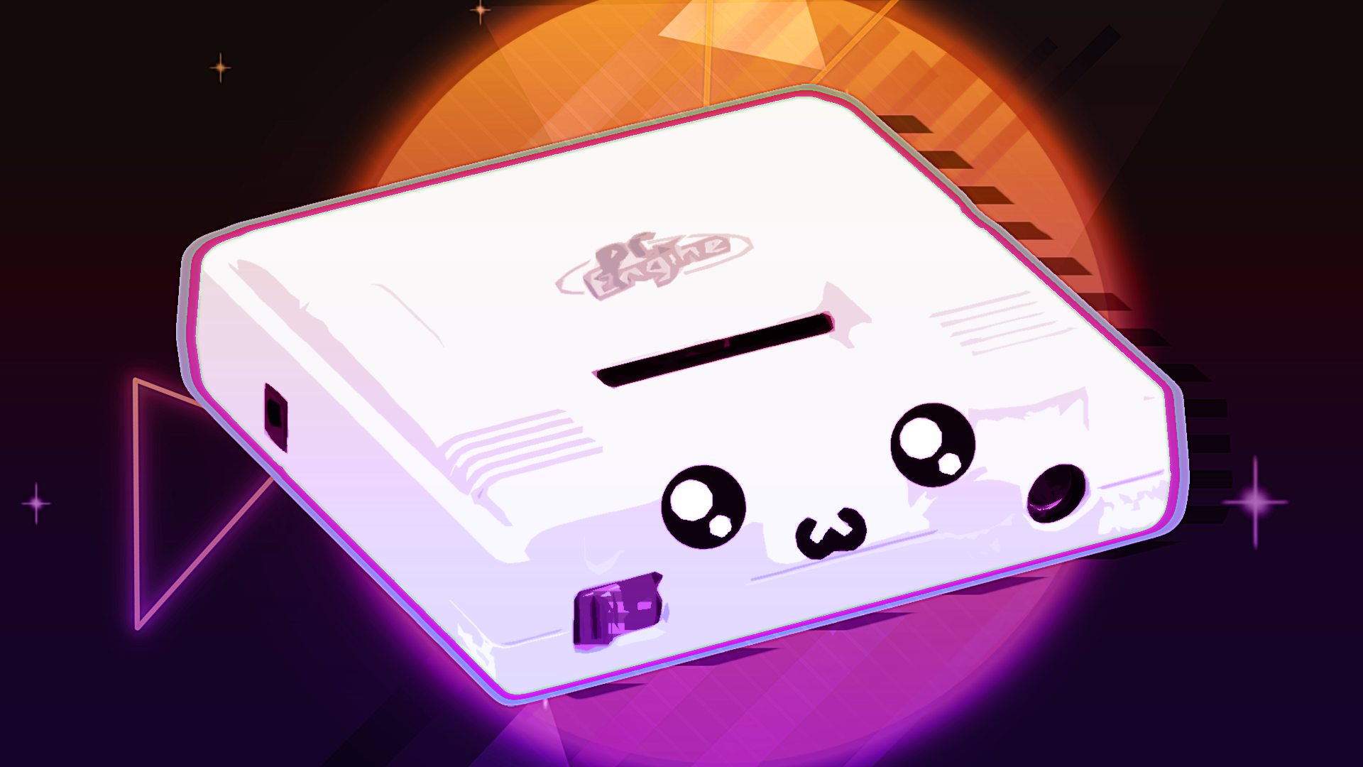 PC Engine Cutest Console Ever